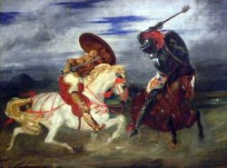 Jousting_Knights_by_Degas
