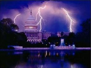 NOAA Lightning Strike 2