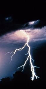 NOAA lightning